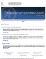 October 2013 eGovernment News...