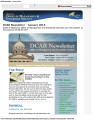 DCAR Newsletter - January 2014 1
