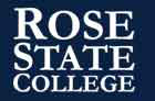 Rose State College financial statements with independent auditors' reports, 2012
