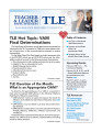 TLE_February_Newsletter_2014 1
