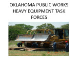 Public Works_Heavy Equipment Task...
