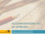 Accommodations PowerPoint 1