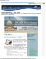 DCAR Newsletter - May 2014 1