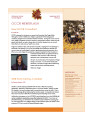 OCCR NewsFlash Fall 2012 1