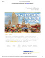 May 2018 Festivals & Events...